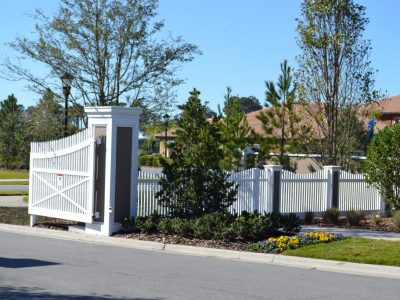 Fence and Gate HOA