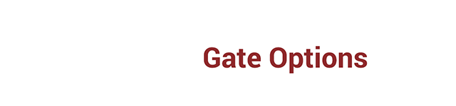 gateoptions