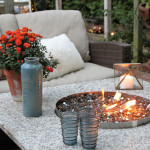 what types of fire pits