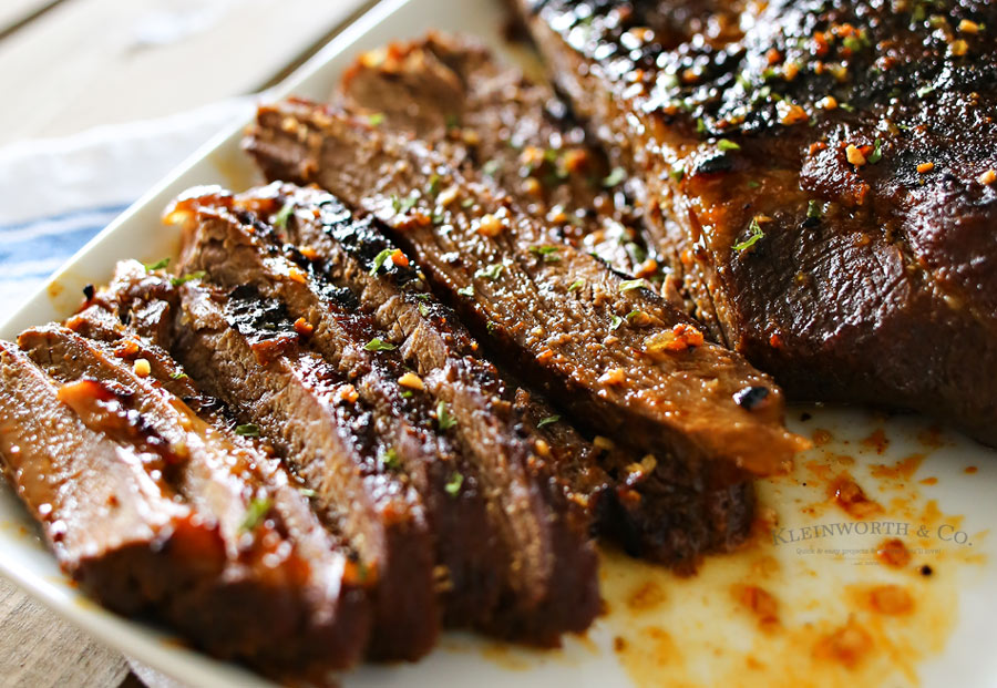 BBQ Beef Briskey